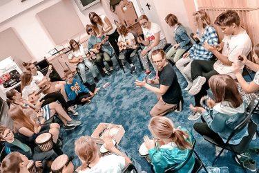FabLab Pobite Gary, warsztaty muzyczne grupowe szkolne