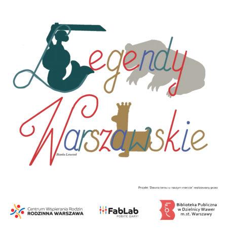 Grafika - Legendy Warszawskie